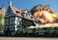 Sleeping Diana in Gdansk by Maria Umiewska