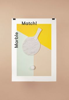 Ping Pong #palette #series #poster #still #colour #life