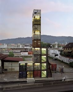 shop.jpg 400 × 499 pixels #recycled #tower #freitag