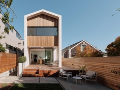 This minimalist San Francisco house thrives through contrasts