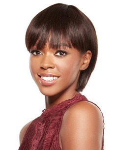 Purchase Sleek 100% Human Hair Wig Eva at Cosmetize UK. We only use the fine wefts and profits, making our wigs lightweight, airy and easy to use. The hair is extra soft, and we guarantee less tangle. Get the greatest prices on Sleek 100% Human Hair Wig Eva now.