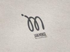 Personal logo design for Jan Mense
