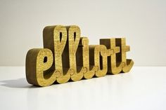 gift ideas #type #wood #typography