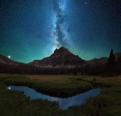 Beautiful Landscape and Nightscape Photography by Derek Sturman