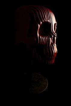Headphone Stand #sons #stand #headphone #matt #skull #weitkamp