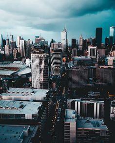 Stunning Urban Instagrams by Vincent Cogliandro