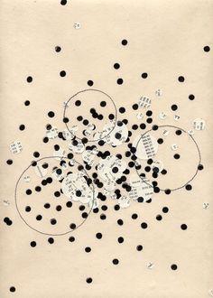 Compounding #art #infographics #graphics #mapping #tsilli - similar to map layout
