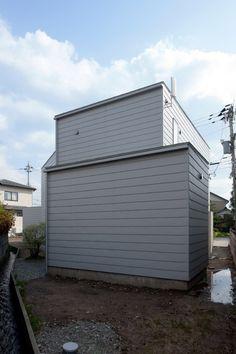 House in Hori by Nakasai Architects #minimalist #house