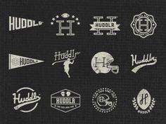 Dribbble #dribble #illustration #identity #logos