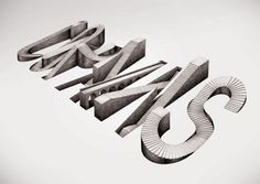 Baubauhaus. #stairs #building #3d #typography