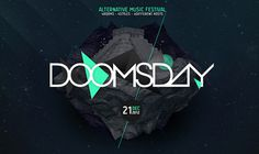 Doomsday Festival #space #geometric #shape #doomsday #green