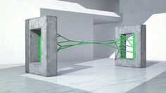 concrete #sculpture #concrete #elasticity #nezet #le #fabrice