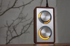 monome #dial #wood #monome #aluminium
