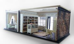 7529451120_ec4f7642d1_b #miniature #diorama #dollhouse