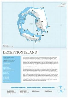 Design Work Life » cataloging inspiration daily #island #print #atlas #deception