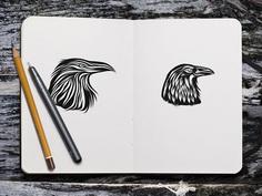 WIP - Raven Drafts