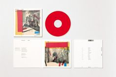 Mark Gowing Design | Packaging | Preservation Music #packaging #record