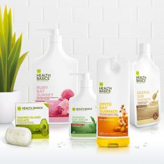 lovely package health basics 1 #packaging #supplies #cleaning #clean