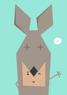 Just Another Kangaroo Comic