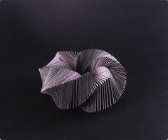 Ilhan Koman - Moebius #ilhan #sculpture #koman #craft #minimal #object #moebius