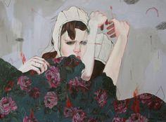 Alexandra Levasseur | PICDIT #design #artwork #art #painting #drawing