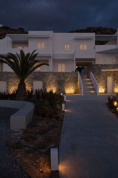 Boutique hotel with a stylish minimalist design