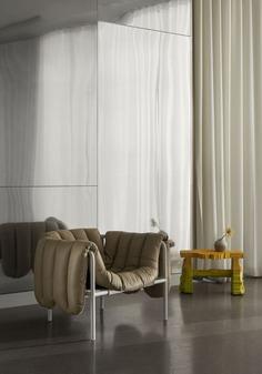 Puffy Lounge Chair by Faye Toogood
