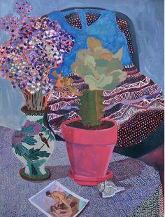 Anna Valdez | PICDIT #painting #pattern #art