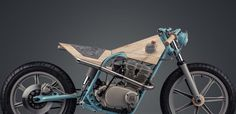 Motorbike Furniture by Italian designer Joe Velluto #velluto #furniture #2014 #designweek #joe #milan #motorcycle