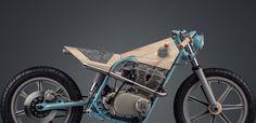 Motorbike Furniture by Italian designer Joe Velluto