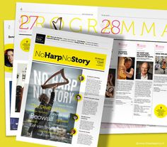 Dutch Harp Festival 2014 (design: www.theadagency.nl) #agency #design #graphic #the #ad