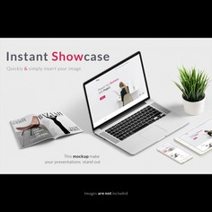Laptop on white desk mock up Free Psd. See more inspiration related to Mockup, Template, Laptop, Web, Website, White, Mock up, Desk, Templates, Website template, Mockups, Up, Web template, Realistic, Real, Web templates, Mock ups, Mock and Ups on Freepik.