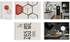 ESPACE CUISINE : Sébastien Bisson #print #interiors #architecture #booklet #brochure