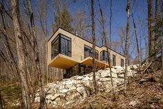 Val Des Monts Retreat by Christopher Simmonds Architect 2