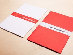 Harri Koskinen Works on Branding Served #stationary #print #identity #branding