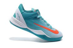 Kobe Bryant Nike Kobe 8 VIII Syetem Mambacurial MC Mens Style Turquoise & Orange/White & Blue #shoes