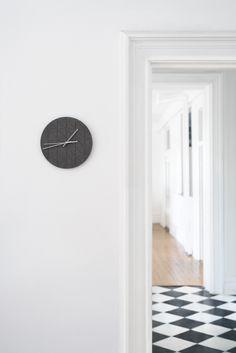 Groove Wall Clocks