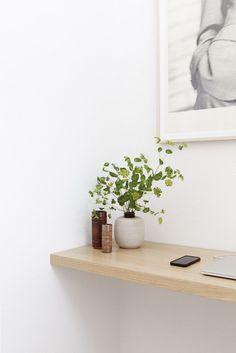 Details. House C.A.L. by Studio Oink. #workspace #minimal #details