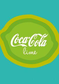 http://larajane1.tumblr.com/post/2939711509/my-lime-final #lara #van #coca #jane #illustration #lime #antwerpen #colour #cola