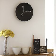 Perspective Clock #tech #flow #gadget #gift #ideas #cool