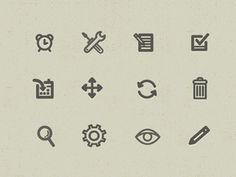 Icons #icon #set