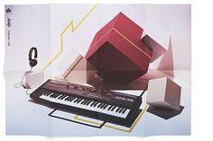 Studio Output™ / MoS 'Waveform' #print #flyer