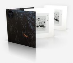 SMM: Context on the Behance Network #album #burning #design #book #music #ghostly