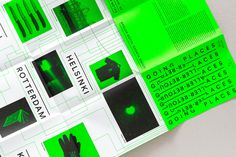 poster, graphic design, neon green