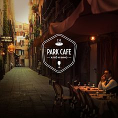 Park Cafe on Behance #logo #branding