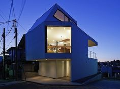 The Fox Is Black #architecture #japan