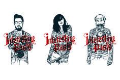 Interesting Pasts #past #interesting #silkprint #tattoo #track #life