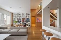 Manhattan Rooftop Residence, SheltonMindel