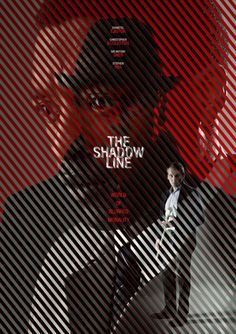 """The Shadow Line"" poster #art direction"