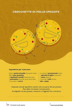 01 | Crocchette di pollo speziate by no zone, via Flickr